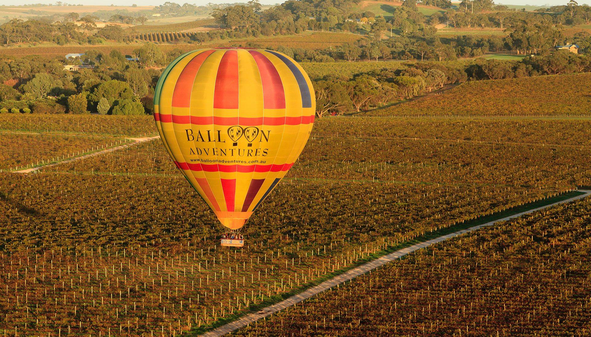 balloon adventures barossa valley hot air balloon adventures bg 18