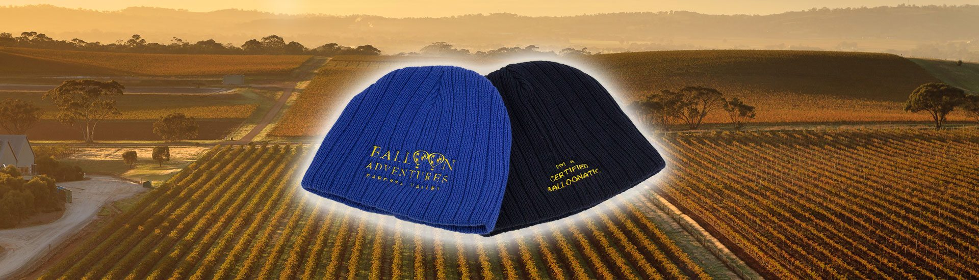 balloon-adventures-flights-over-the-barossa-valley-merchandise-black-and-blue-beanie